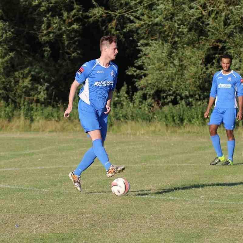 Redbridge v AFC Hornchurch -20/07/16 by Philip Lindhurst