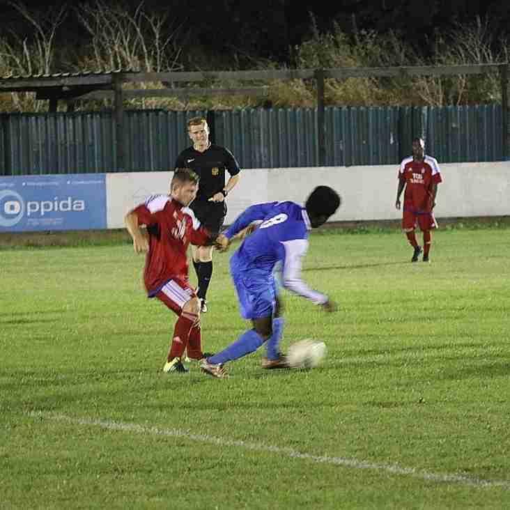 Redbridge 3 v 4 Ilford - Match Report and Photos Uploaded
