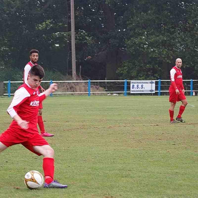 Takeley v Redbridge - 17/09/16 by Phil Lindhurst
