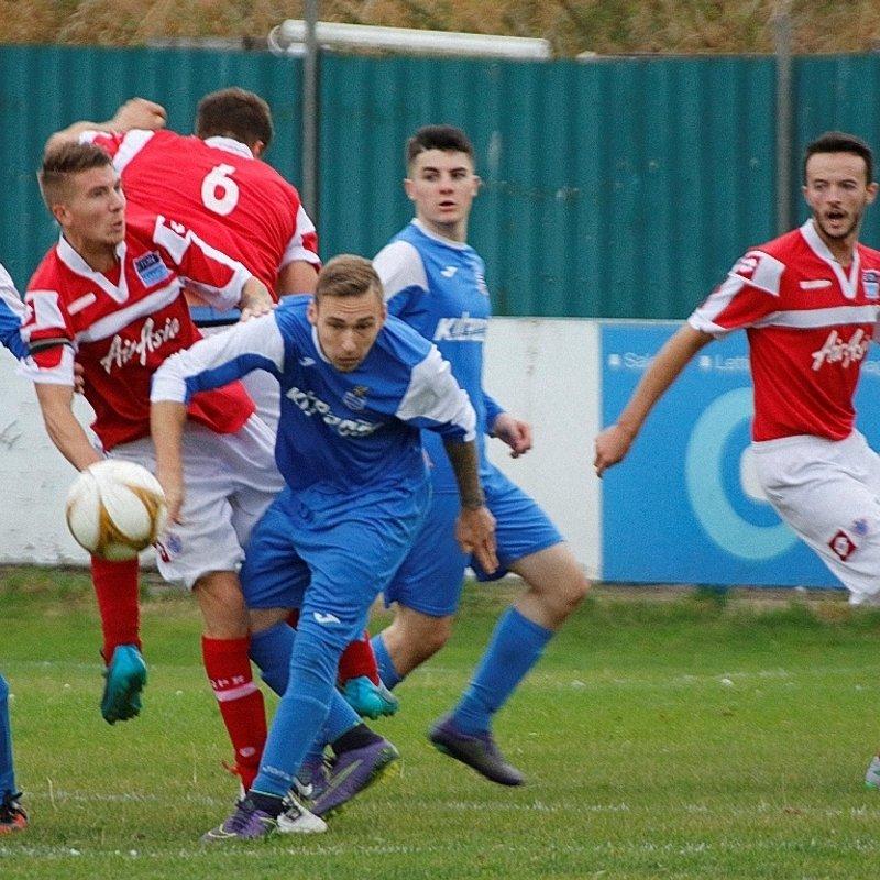 Redbridge F.C. 3 v 3 Eton Manor F.C.- Match Report & Photos Uploaded