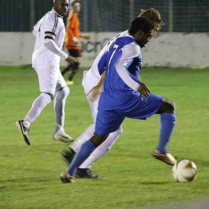 Redbridge F.C. 1 v 2 Thurrock F.C.- Match Report & Photos Uploaded