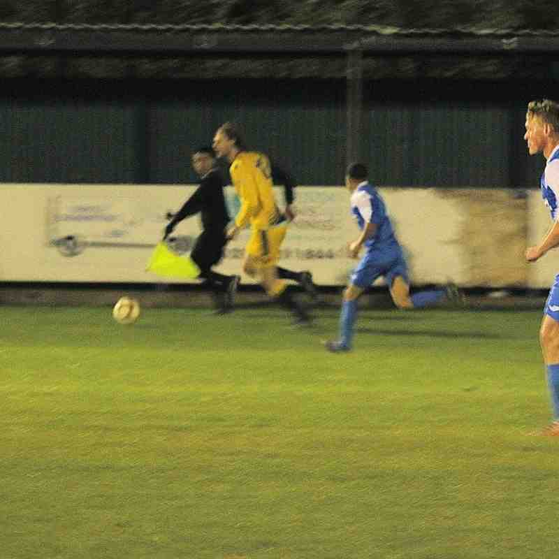 Redbridge v Barkingside- 18/10/16 by Philip Lindhurst