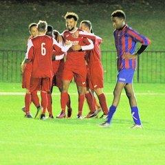 Haringey & Waltham Development v Redbridge F.C.- 21/10/16 by Philip Lindhurst