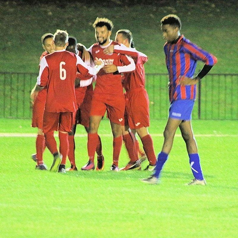 Haringey & Waltham Development 0 v 2 Redbridge F.C.- Match Photos Uploaded