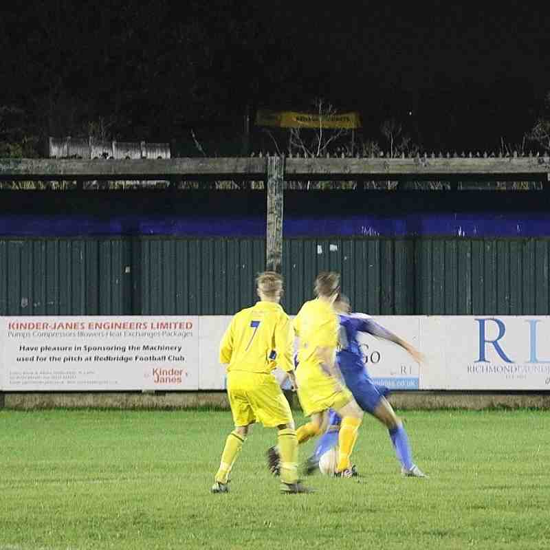 Redbridge v Barking- 25/10/16 by Philip Lindhurst