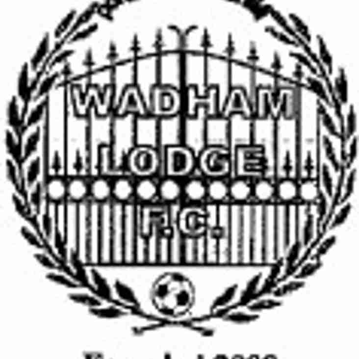 Wadham Lodge v Redbridge   *New Date Confirmed*