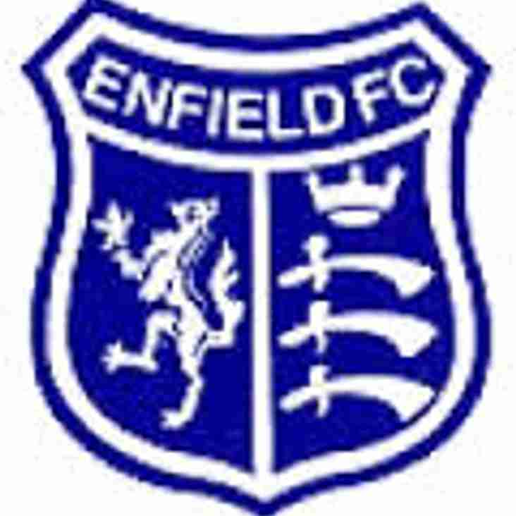 Enfield 1893 Match **Date Change**