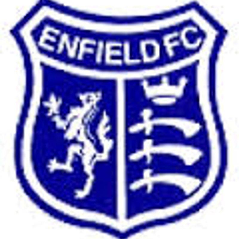 Enfield 1893 Match **Date Change**