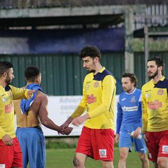 Redbridge v F.C. Romania-21/01/17 by Philip Lindhurst