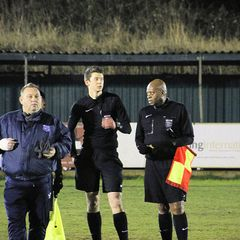 Redbridge v Enfield 1893-27/01/17 by Philip Lindhurst