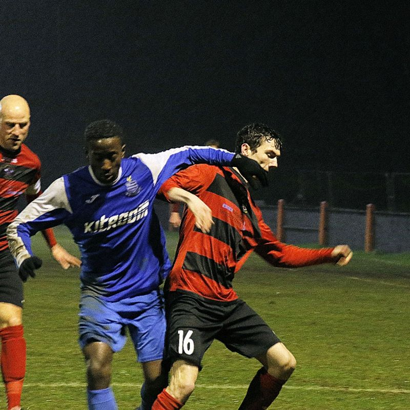 Home Advantage sees Sawbridgeworth Through