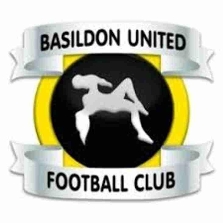 Redbridge F.C v Basildon Utd - New Date Confirmed
