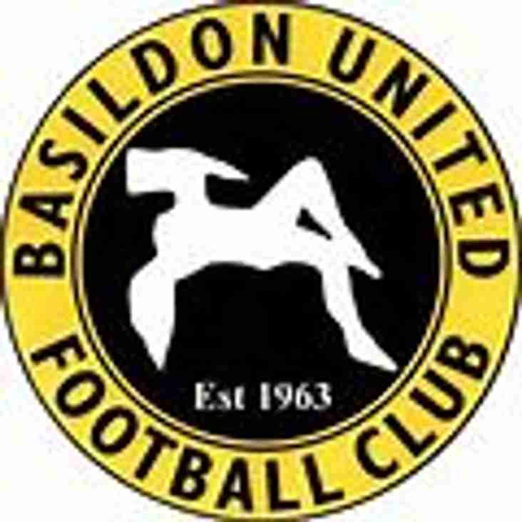 Redbridge v Basildon Utd *New Date Confirmed*