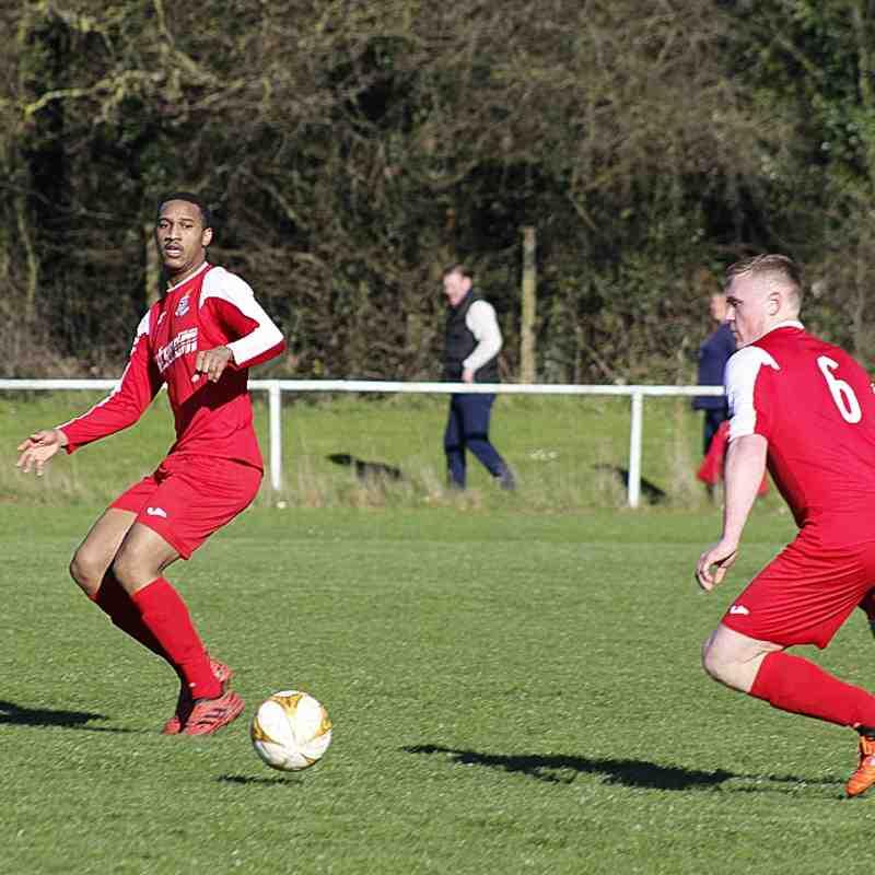 Basildon Utd v Redbridge-25/03/17 by Philip Lindhurst