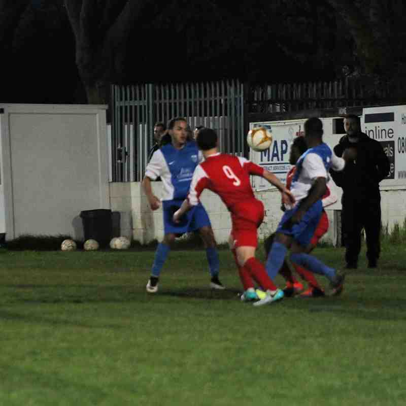 Barking v Redbridge-28/03/17 by Philip Lindhurst