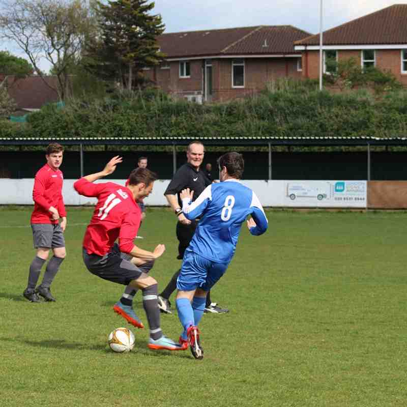 Redbridge v Stansted-22/04/17 by Philip Lindhurst