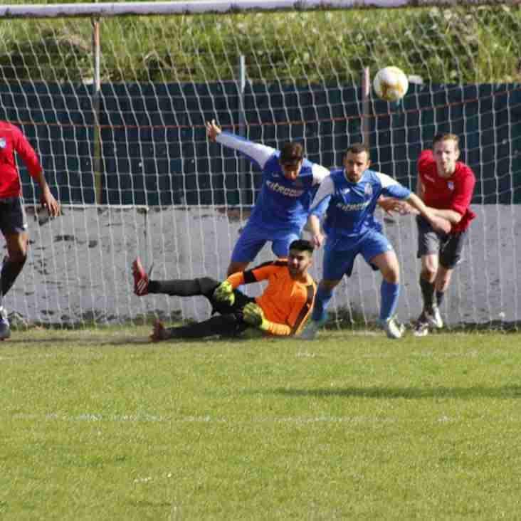 Redbridge v Stansted - Match Photos Uploaded