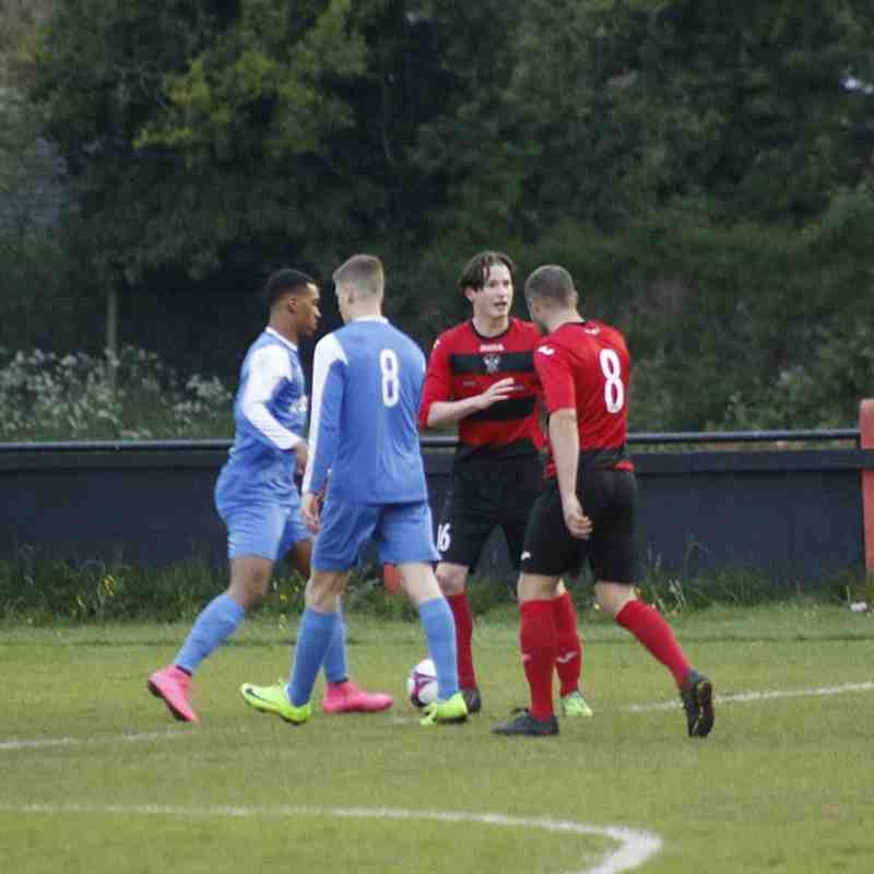 Sawbridgeworth Town v Redbridge-27/04/17 by Philip Lindhurst