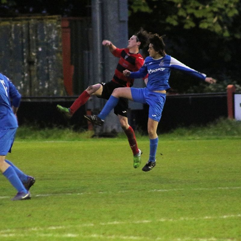 Sawbridgeworth Town v Redbridge *Report and Photos Uploaded*