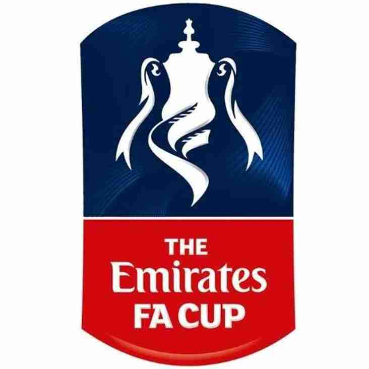 FA Cup Exit at Grays