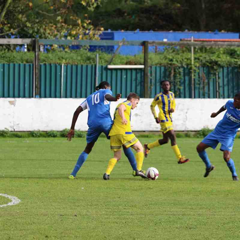 Redbridge F.C. v Hullbridge Sports-30/09/17 by Philip Lindhurst