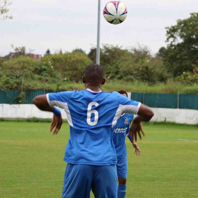 Redbridge F.C. v Sporting Bengal Utd-14/10/17 by Philip Lindhurst