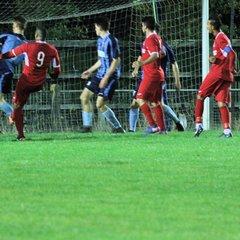 Burnham Ramblers v Redbridge F.C.-17/10/17 by Philip Lindhurst