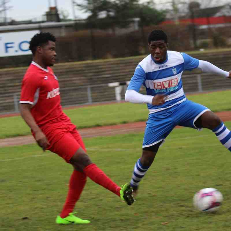 Ilford v Redbridge-23/12/17 by Philip Lindhurst