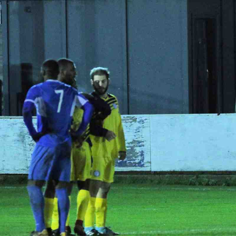 Redbridge v Barkingside-19/01/18 by Philip Lindhurst