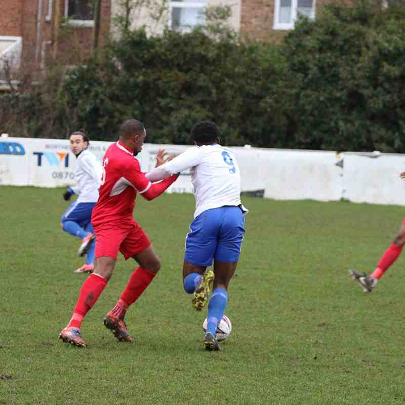 Waltham Forest v Redbridge-27/01/18 by Philip Lindhurst