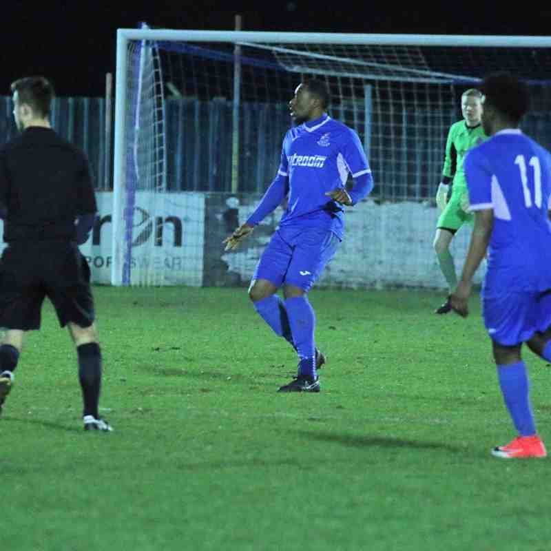 Redbridge F.C. v Great Wakering Rovers-06/02/18 by Philip Lindhurst