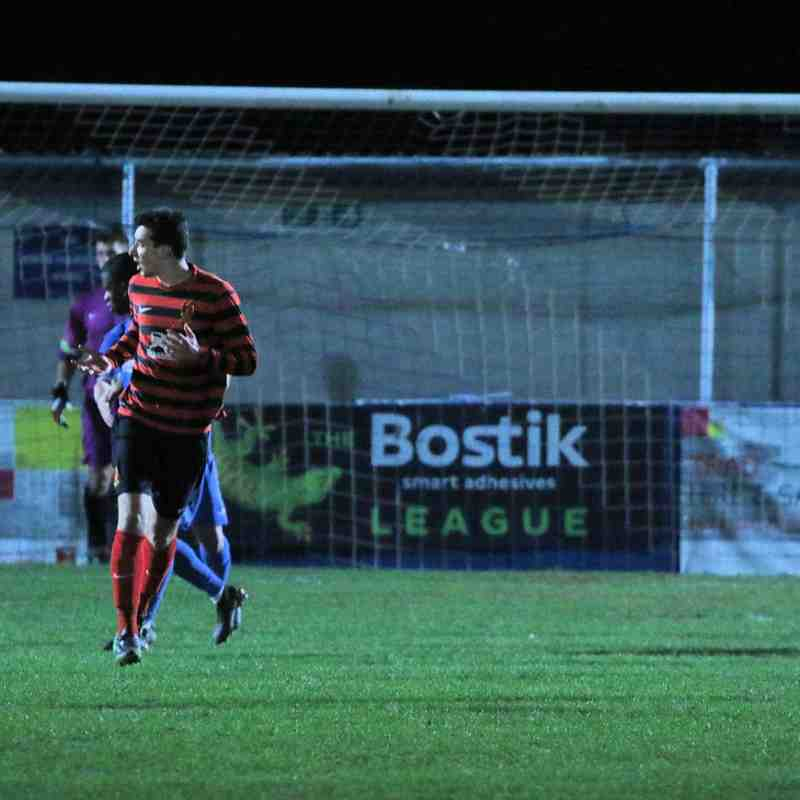 West Essex v Redbridge F.C-14/03/18- photos by Philip Lindhurst