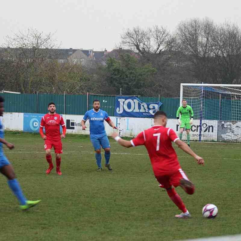 Redbridge F.C. v Takeley-24/03/18 by Philip Lindhurst