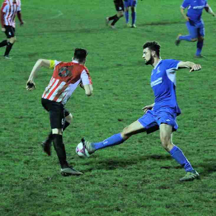 Clapton F.C. 3 v 2 Redbridge F.C. - Match Report/Photos Uploaded