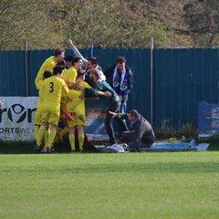Redbridge F.C. v Waltham Forest-07/04/18 by Philip Lindhurst