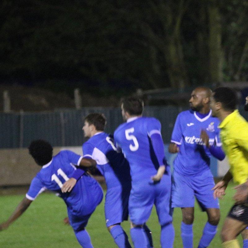 Redbridge 2 v 0 Southend Manor *Match Report/Photos Uploaded*