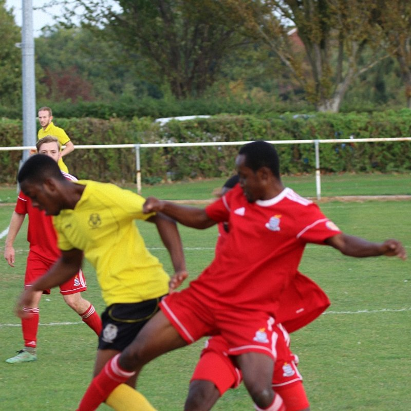 FA Vase starts with a Victory