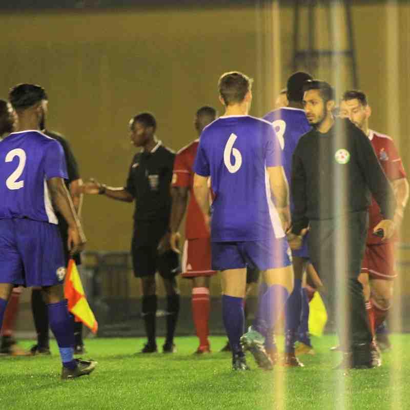 Sporting Bengal Utd v Redbridge -17/10/18 by Philip Lindhurst