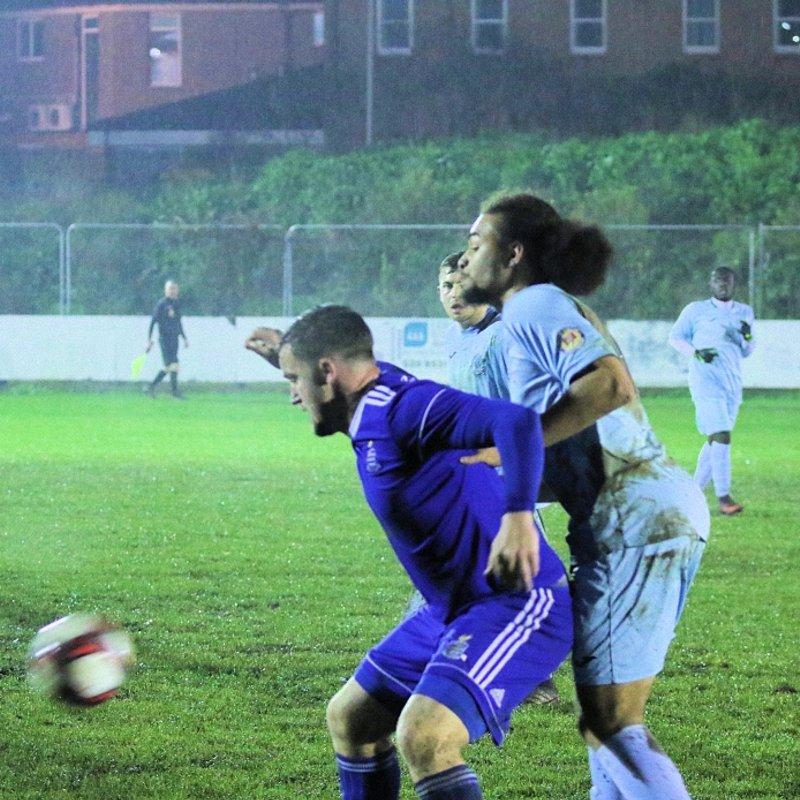 Elusive Home League Victory Arrives