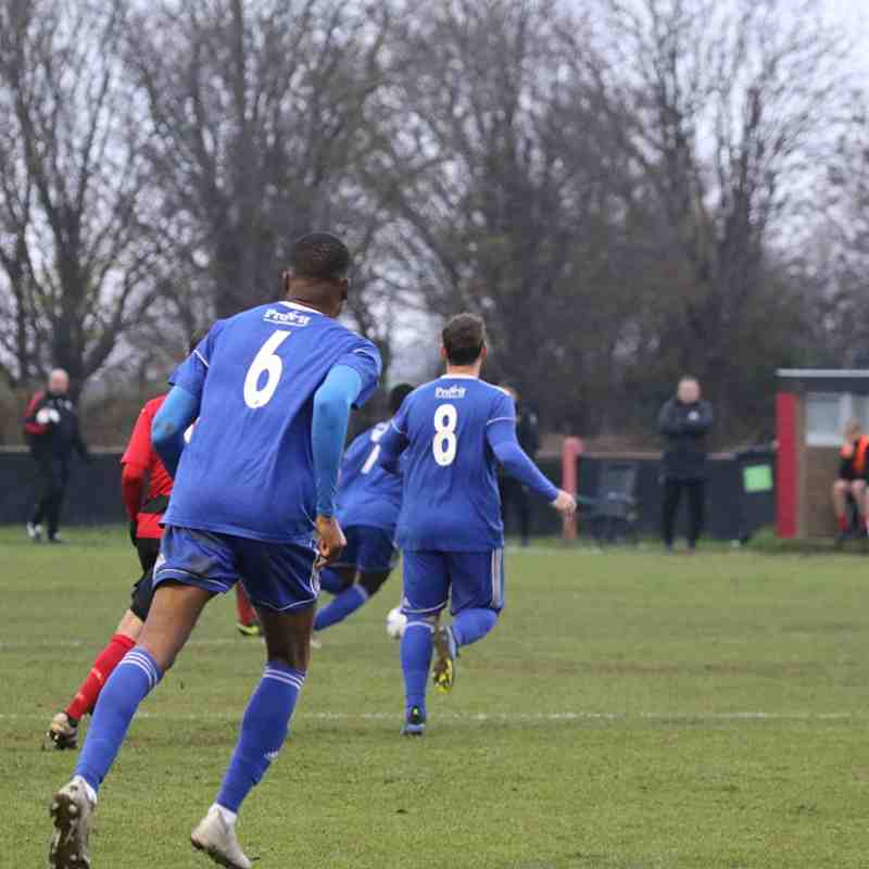 Sawbridgeworth Town v Redbridge -24/11/18 by Philip Lindhurst