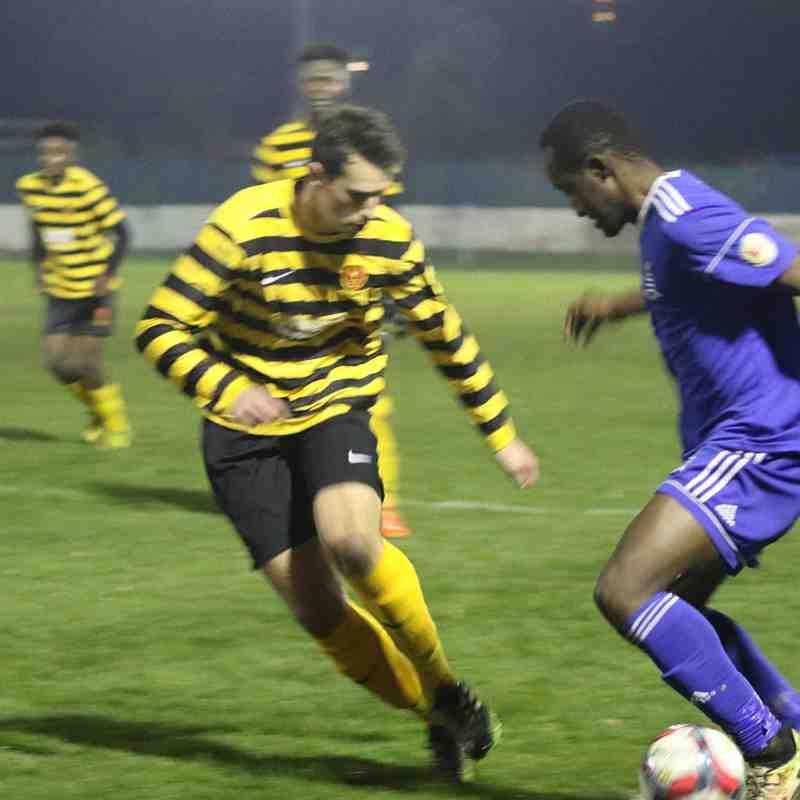 Redbridge F.C. v West Essex-11/12/18 by Philip Lindhurst
