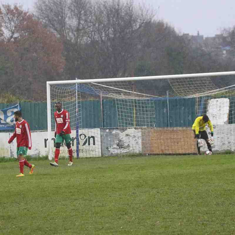 Redbridge F.C. v Sporting Bengal Utd-15/12/18 by Philip Lindhurst