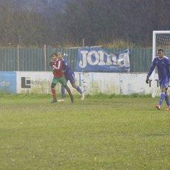 Redbridge F.C. v Sporting Bengal Utd-15/12/18 by Philip Lindhurst