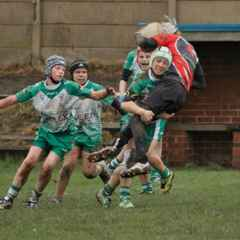 Under 14's defeat the Knights
