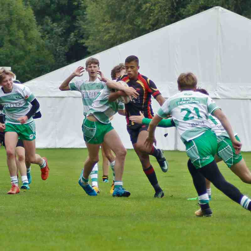 U15's V Sheffield Hawks - 10.9.17