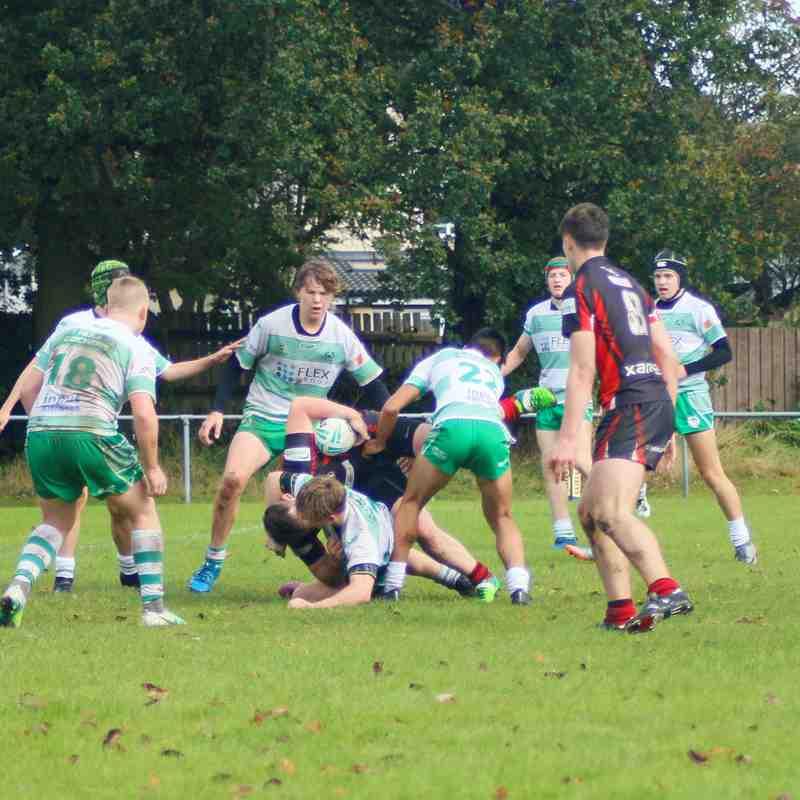 U15's V Normanton Knights - 17.9.17