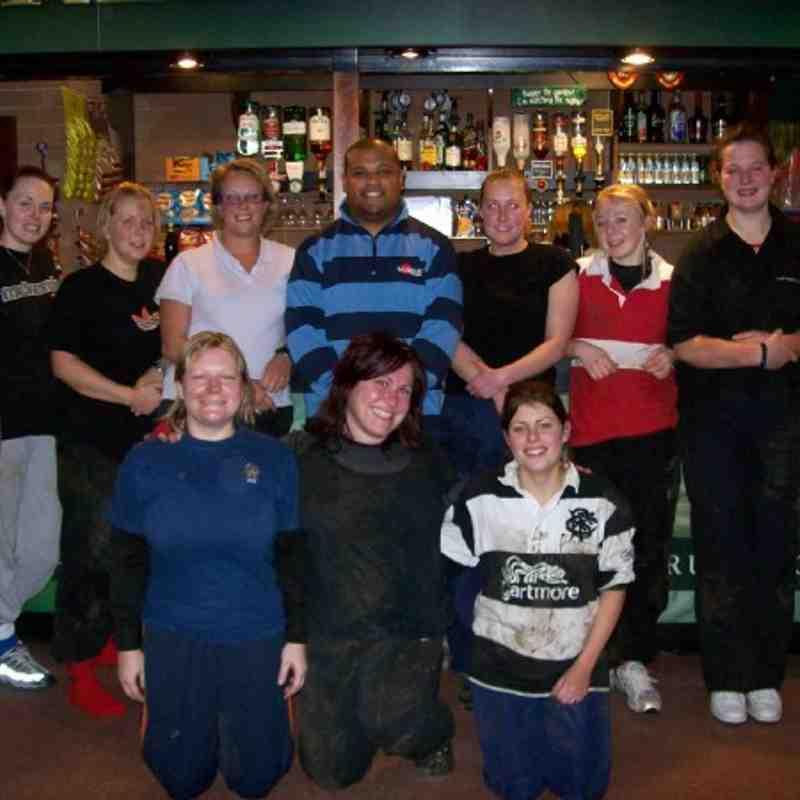 The Original Monday Night Crew. Oct 08.