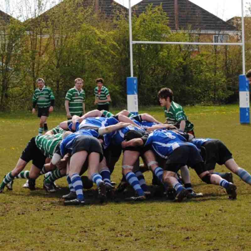 Brackley 2XV vs Buckingham 3's