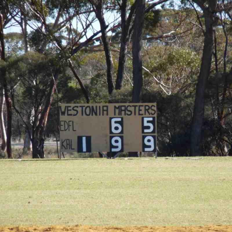 Westonia game