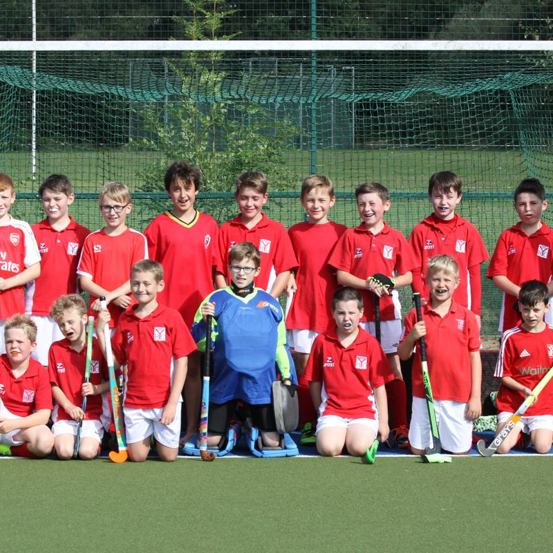 U12 Boys Lose to Aldershot & Farnham